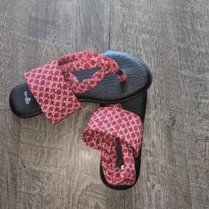 Women's Sanuk Thong Sandals